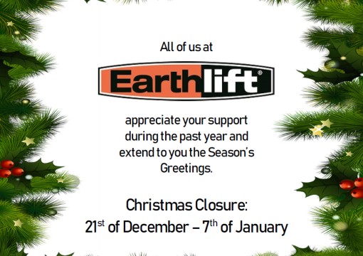 Merry Christmas from Earthlift 2019