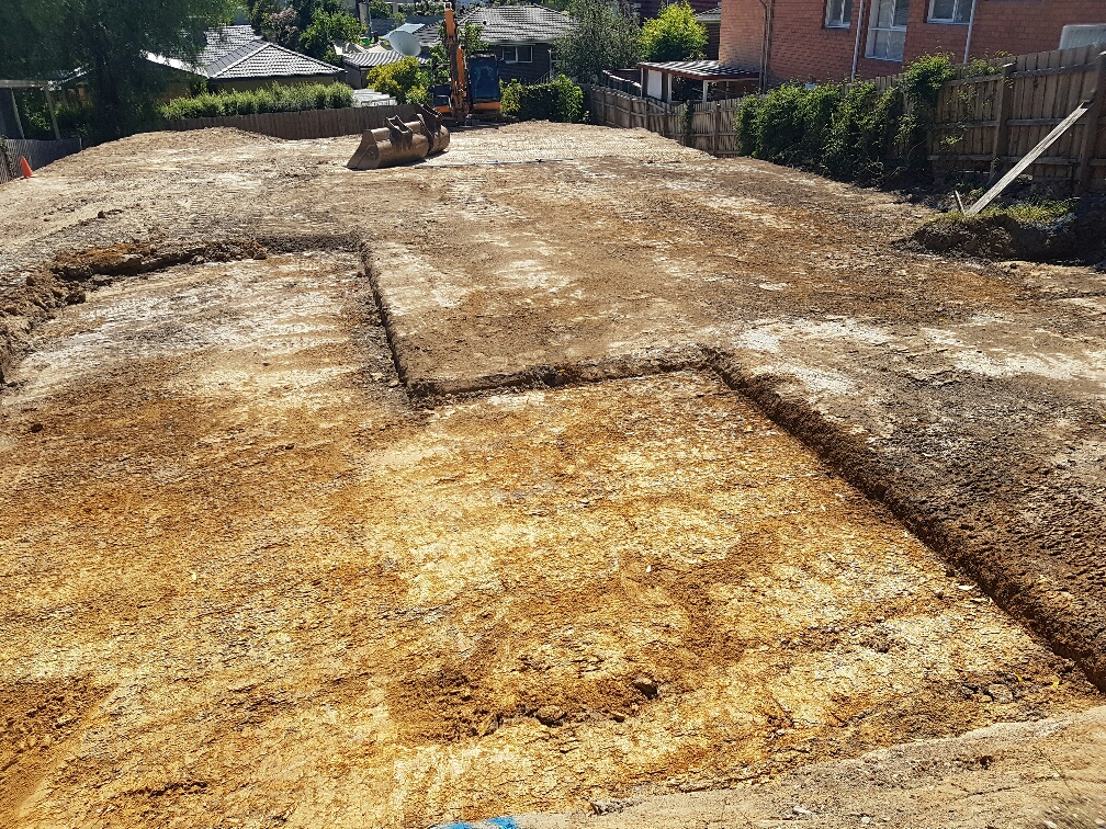 Sloping Site Cut