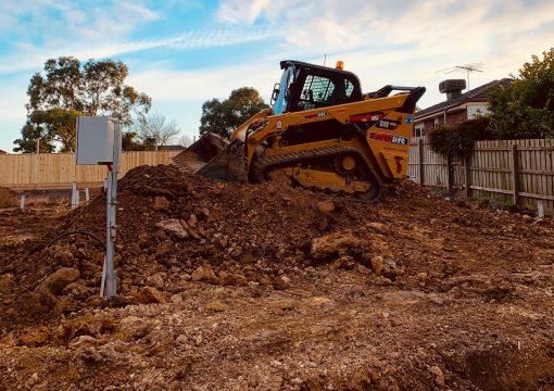 Soil removal Melbourne