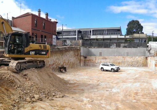 Basement Excavation Melbourne