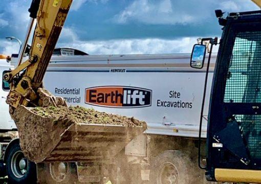 New Estate Site Excavation