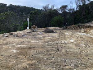 site cuts